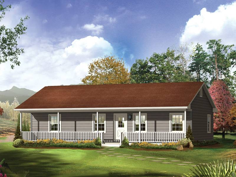 Front Porch Design Ranch Style Home Home Design. Porch ...