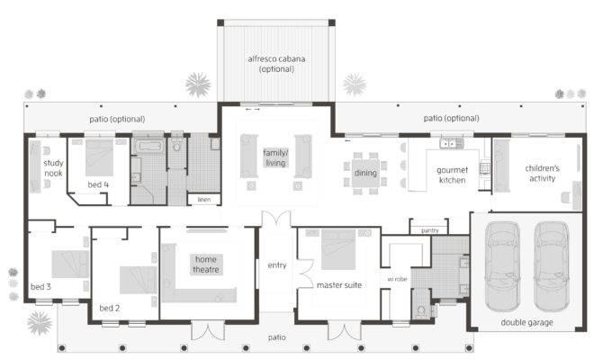 House plan database