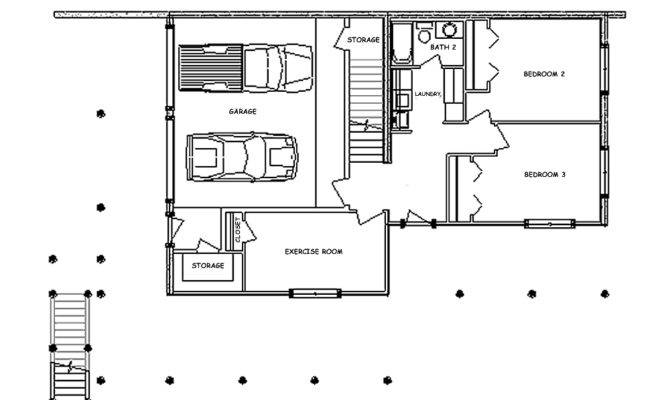 21 Beautiful Log Home Floor Plans With Basement House