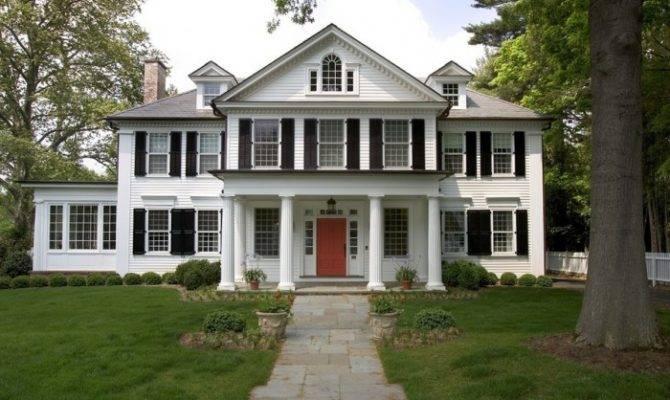 Fine 19 Fresh American Architecture Houses House Plans 75310 Inspirational Interior Design Netriciaus
