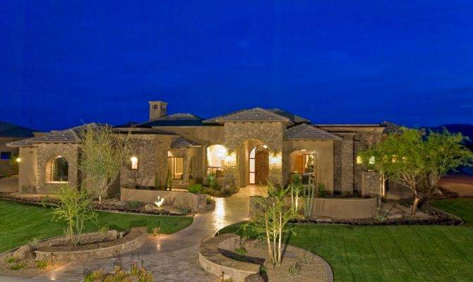Architecture Homes Luxury Usa Houses