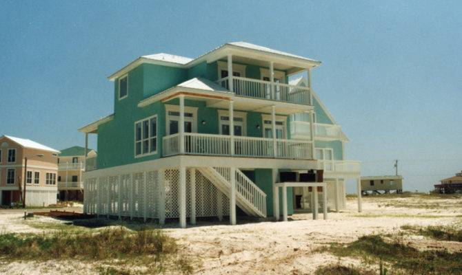 Coastal Home Plans Elevated Ideas Photo Gallery House