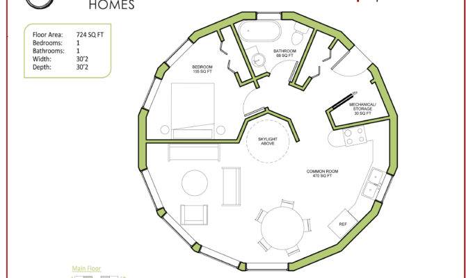The 23 Best Circular Home Floor Plans House Plans 22021