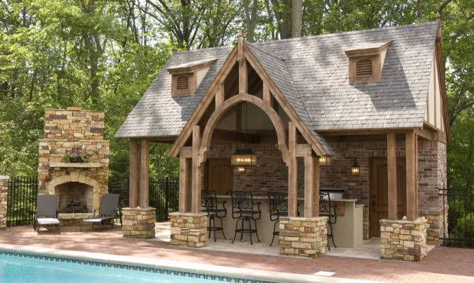 pool and pool house plans - Pool House Plans