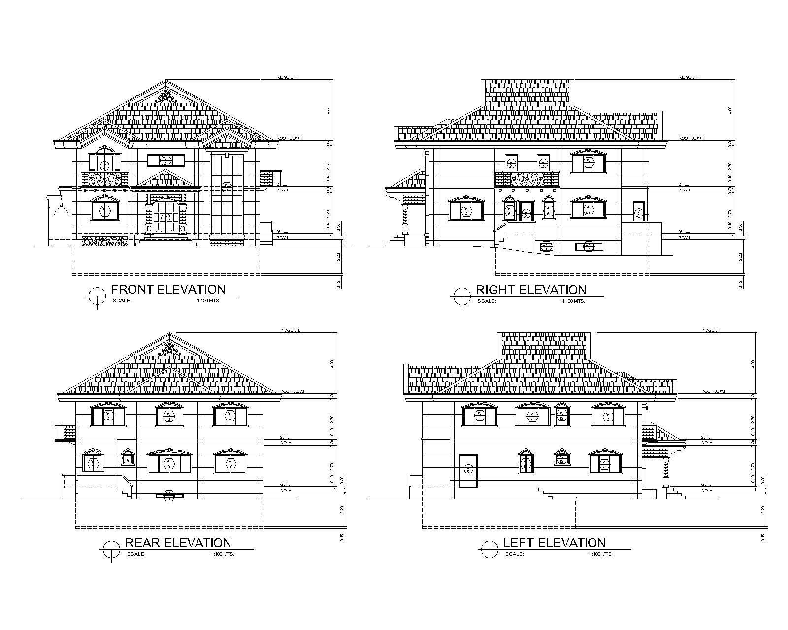 Sample Autocad House Plansautocadhome Plans Ideas Picture Autocad Building Plans Pdf