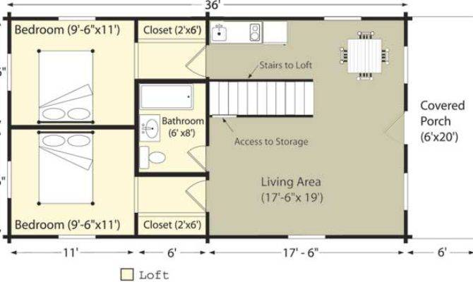Hunting Cabin Floor Plans Best Free Home Design Idea