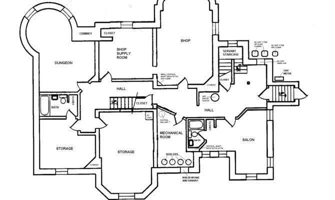 Basement Blueprint First Floor Second Third 198686 670x400 Inspiring Blueprint Homes Photo House Plans 13994 On Blueprints