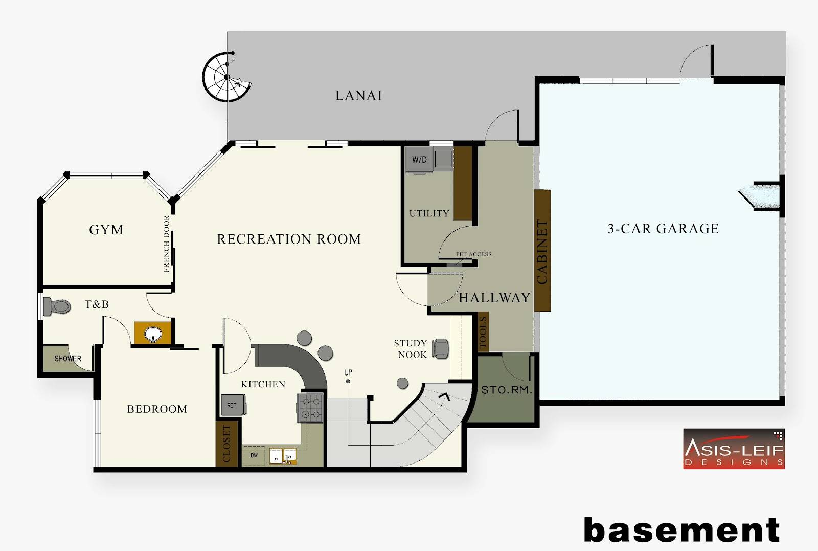 basement floor plans rambler daylight basement floor plans