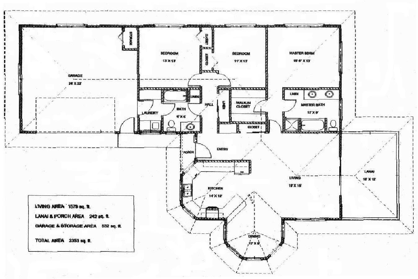 Ideas Master Bathroom Floor Plans Design House Plans 85771