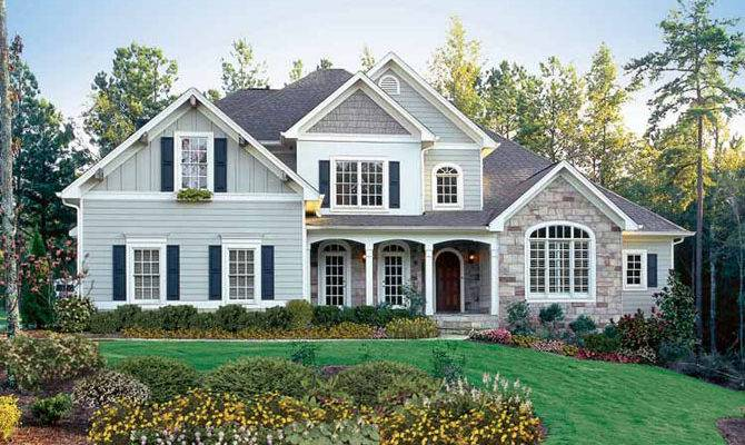 Beautiful American House Design Style Home Designs 122498 670x400 Stunning 17 Images American Design Homes House