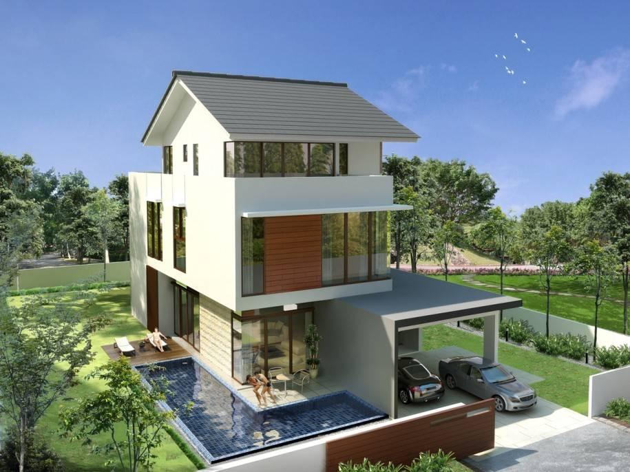 Beautiful Bungalow Design Ideas Modern - House Plans | #30033