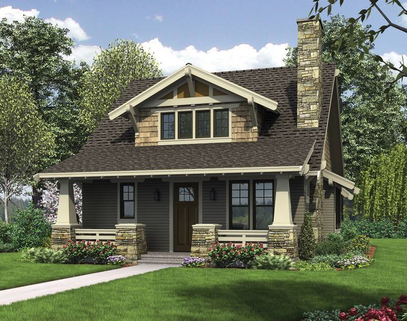 Beautiful Bungalow Design Ideas Small Classic - House Plans | #61594