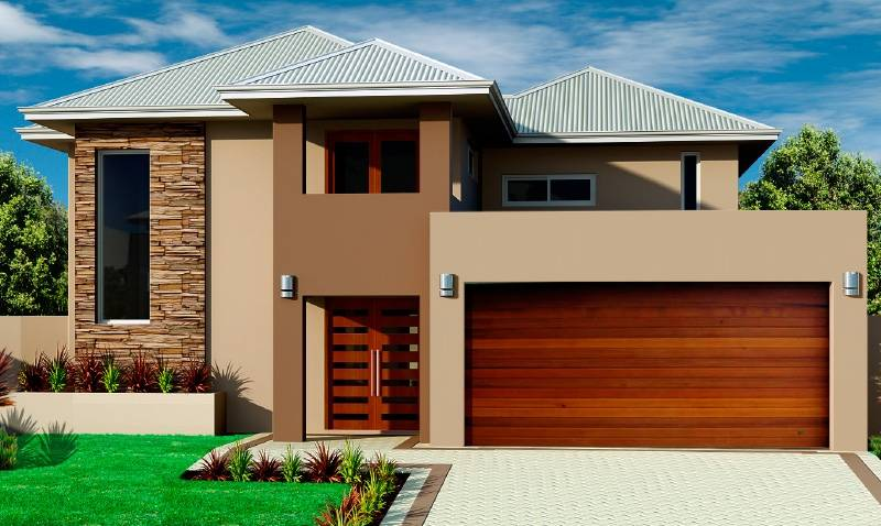 Pictures Of Beautiful Double Storey Houses. Pictures. Diy Home