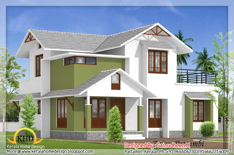 Beautiful house elevation designs gallery House interior