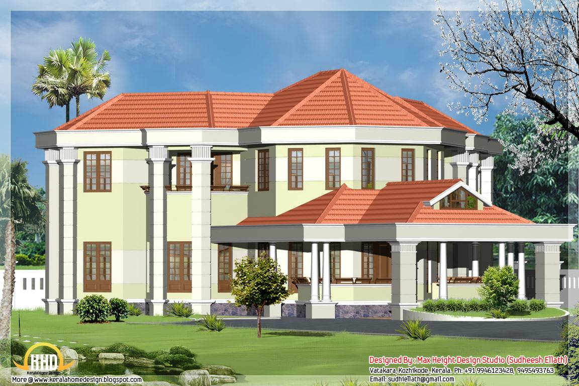 Swell Beautiful Indian House Elevations Home Plan Ideas House Plans Largest Home Design Picture Inspirations Pitcheantrous