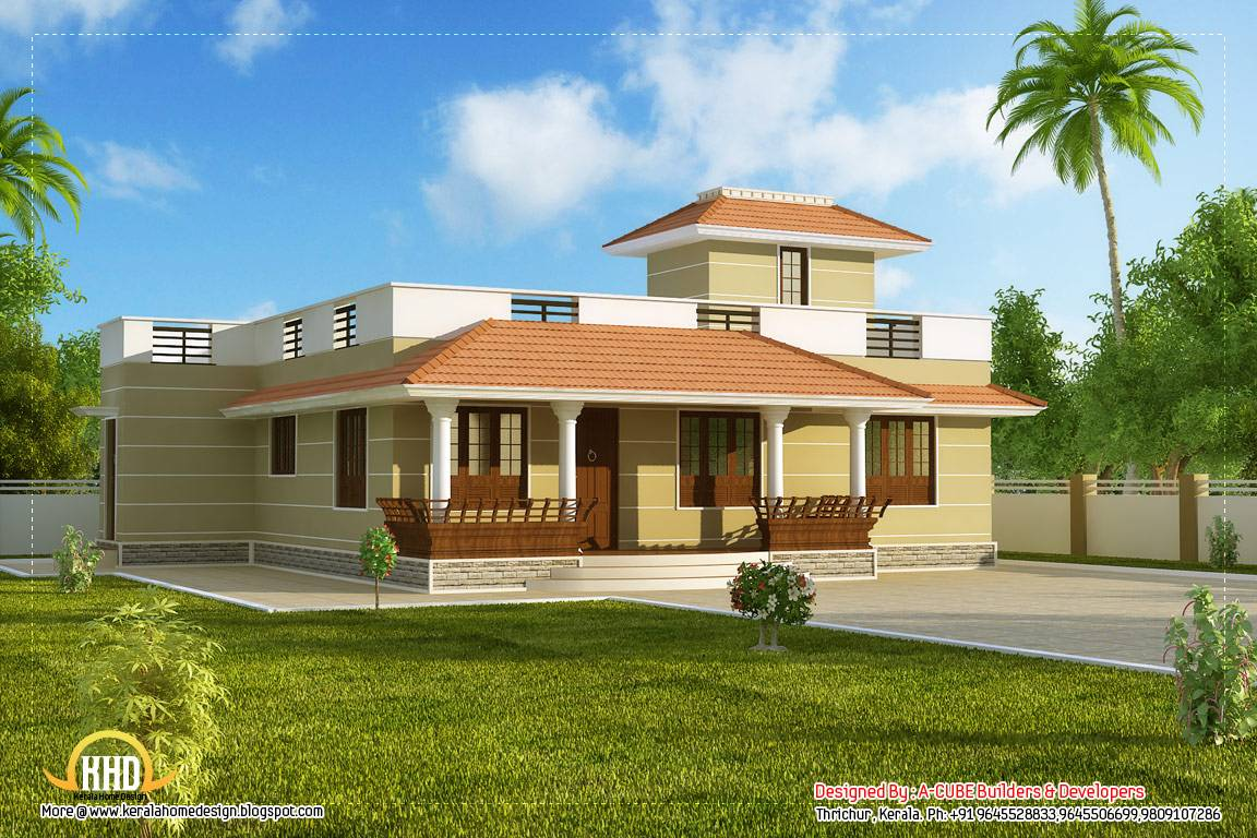 awesome single bedroom house plans indian style 1 beautiful awesome single bedroom house plans indian style 1 beautiful single story kerala model house home 336522 jpg