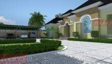 Bedroom Bungalow House Plans Nigeria