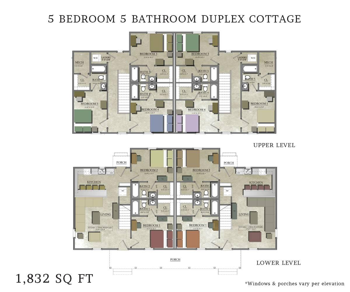 1 bedroom duplex house plan – home ideas decor