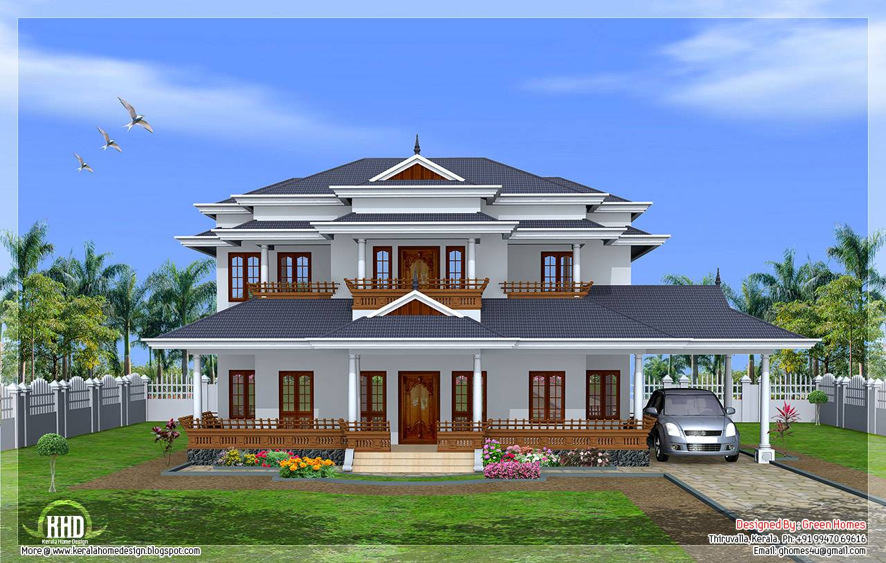 Luxury Green Homes Plans House Design Ideas