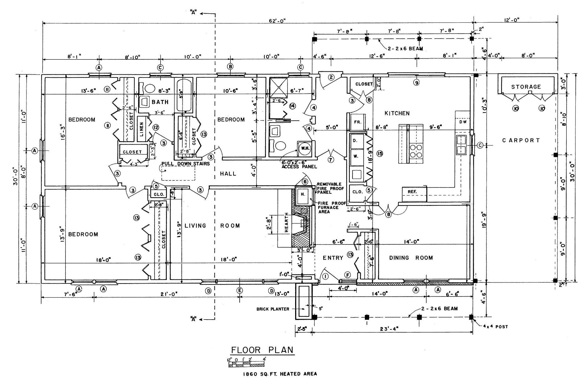 Blueprints Floor Source More House Blueprint Details