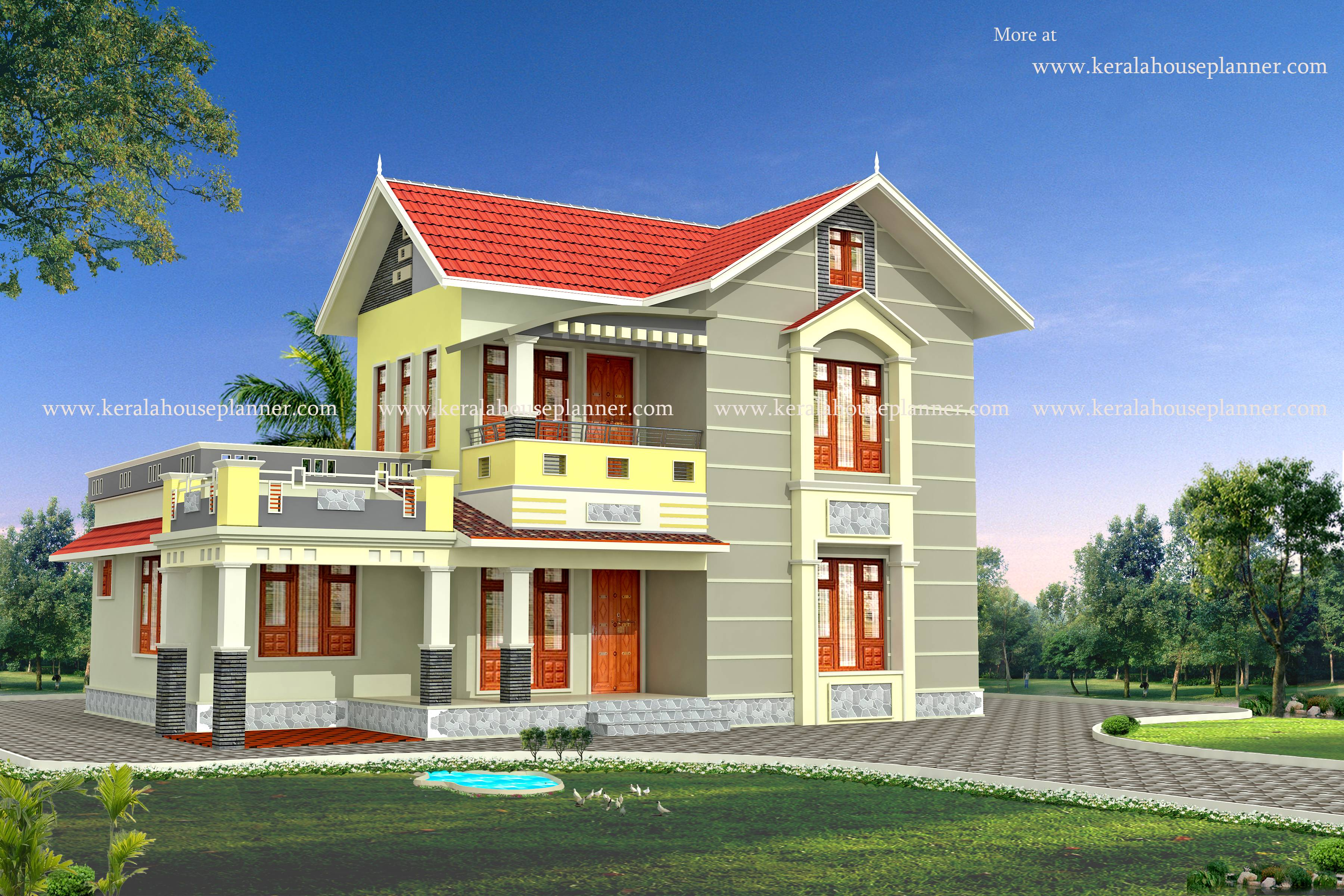 Budget Home Can Really Beautiful Kerala Style House Design House. Home  Model Design Anstek Net