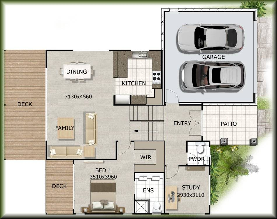 Builders Sloping Land Hill House Floor Plans Idea Real Estate 133219 Home Plans For Sloping Sites House