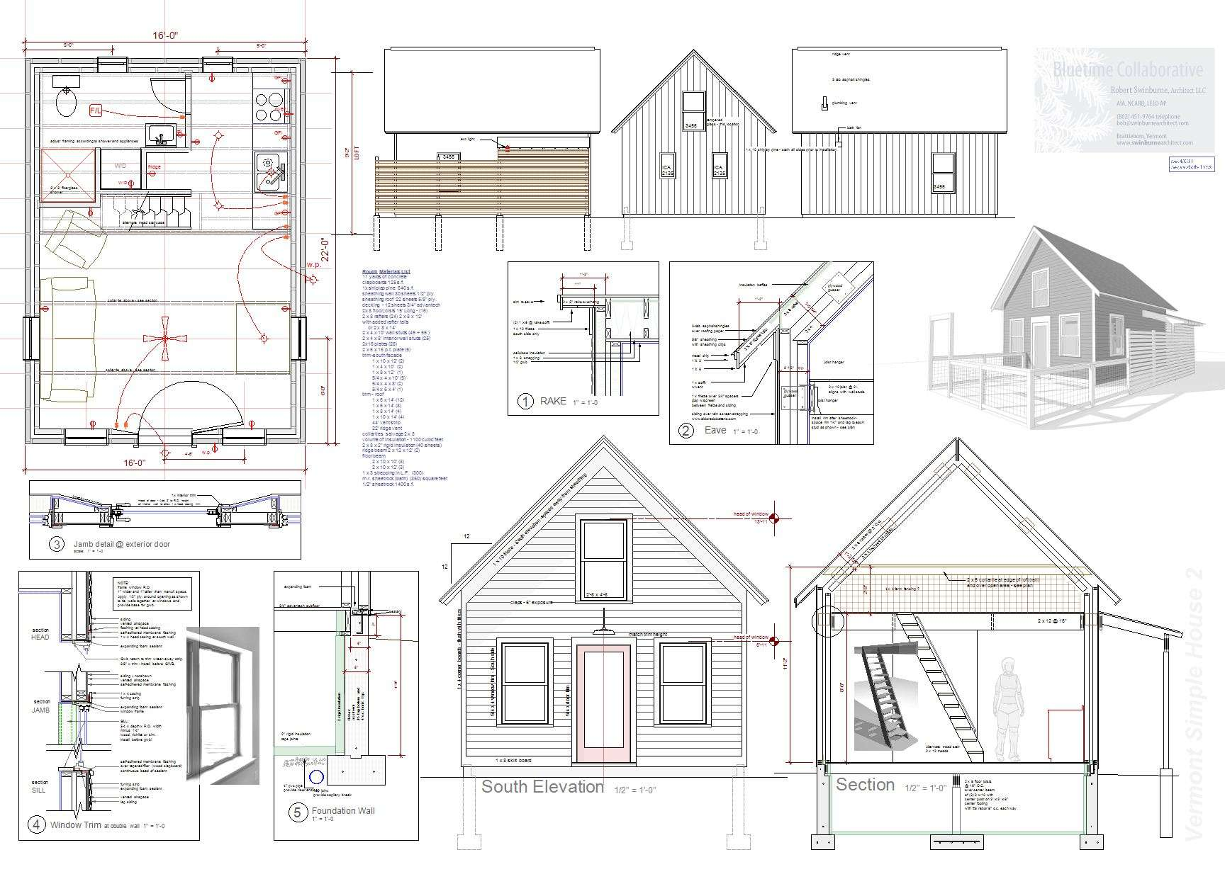 House build project plan excel