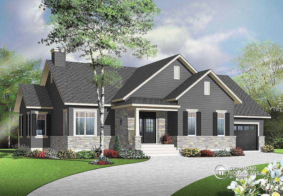 Beautiful Bungalow Design Ideas Small Classic - House Plans | #29279