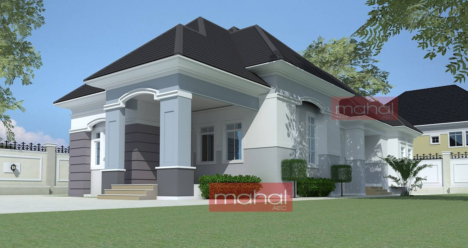 Nigeria modern house plans House and home design