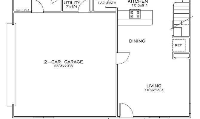 awesome one story garage apartment floor plans 19 pictures modern home designs home plan of small house one story