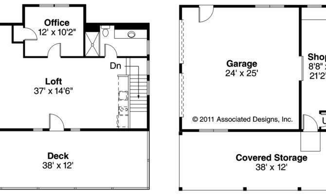 28+ [ garages with lofts floor plans ] | garage loft house plans
