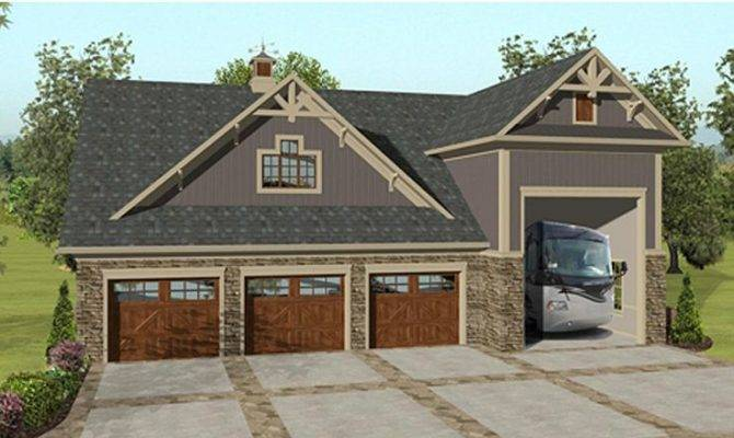 4 Car Garage Plans With Apartment Above Theapartment