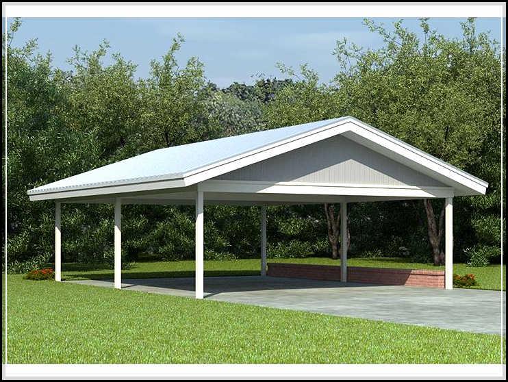 Carport Designs Safety Your Cars Home Design Ideas Plans. Standing Brick Garage Build Garages Sheds Job Stockport   House