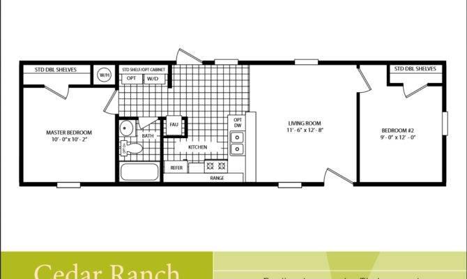 Bed Bath Mobile Home Floor Plans Also 2 Bedroom Open Interalle Com
