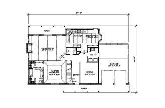 Project in addition One Story Home Plans With Angled Garage additionally Houseplanmonth0103 additionally One Story Home Plans With Angled Garage besides 1 5 Story House Styles. on house plans with view to the rear