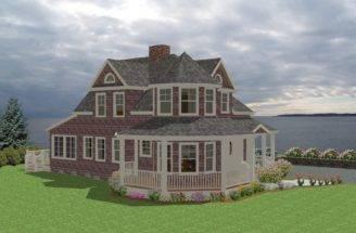 Coastal Designs Residential Design Cottage Plans