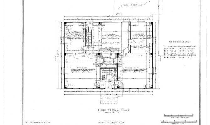 24 Fresh Historic Colonial House Plans House Plans 31050
