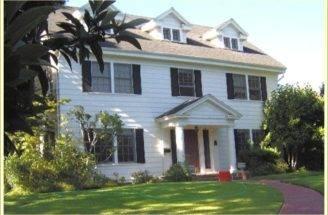 Colonial Revival Monrovia Homes Sale Real Estate