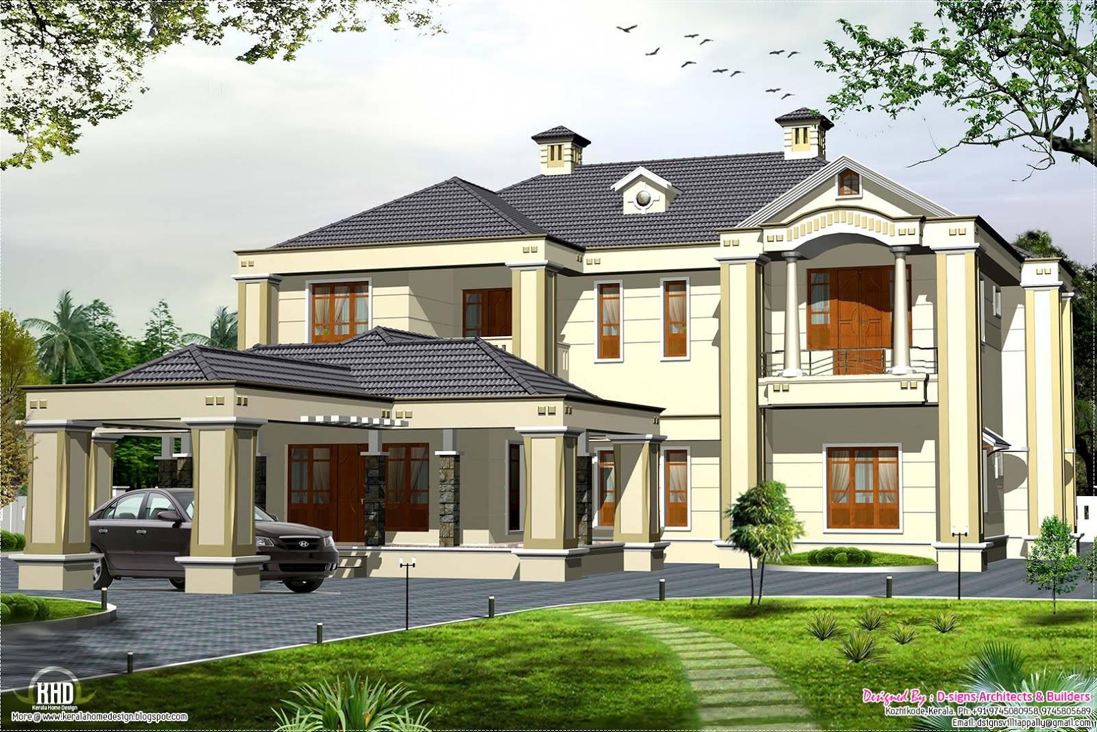 House design names - House Style Names