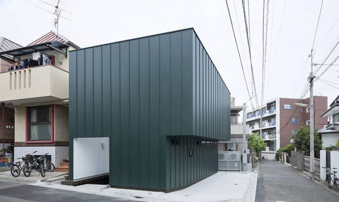 Creative compact houses