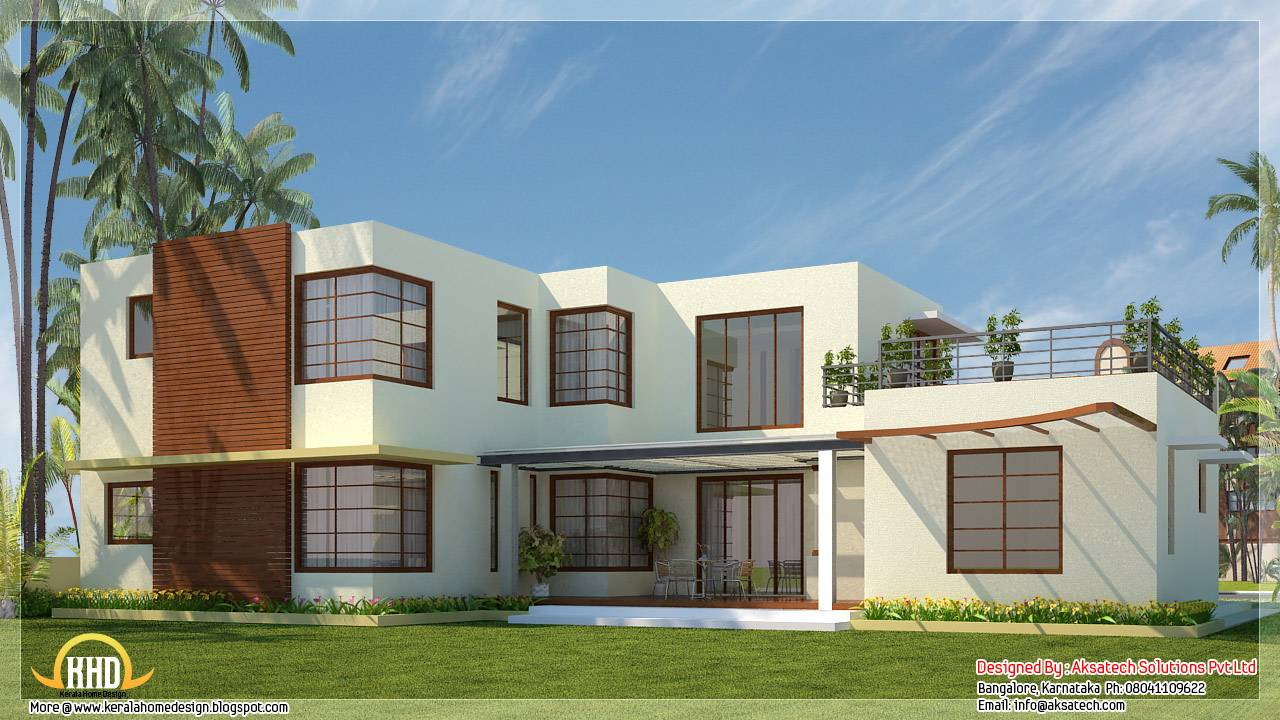Contemporary Modern Home Design Photo Of Worthy Modern House Plans