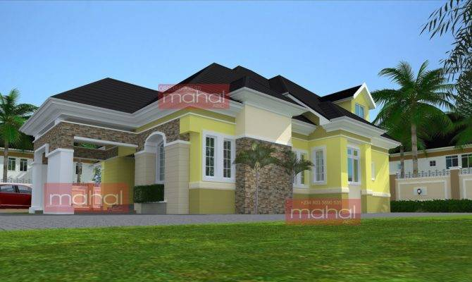 Awesome Bungalow Architectural Plans Pictures House