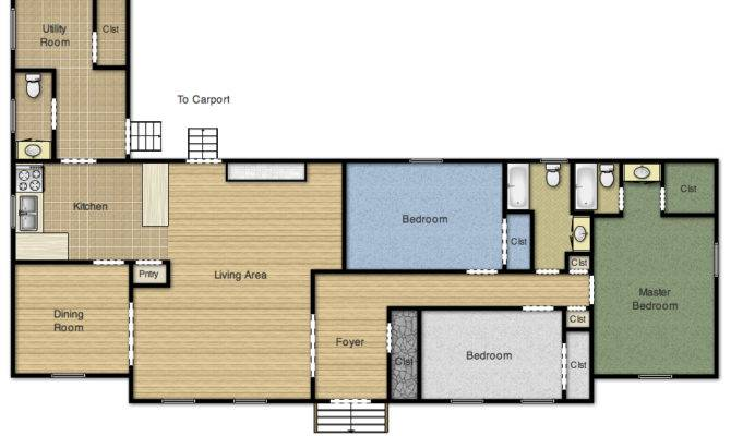 delighful floor plan of a cool house d inside design inspiration - Cool House Floor Plans