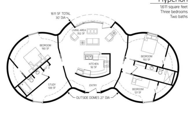 House Plans Round Homes House And Home Design
