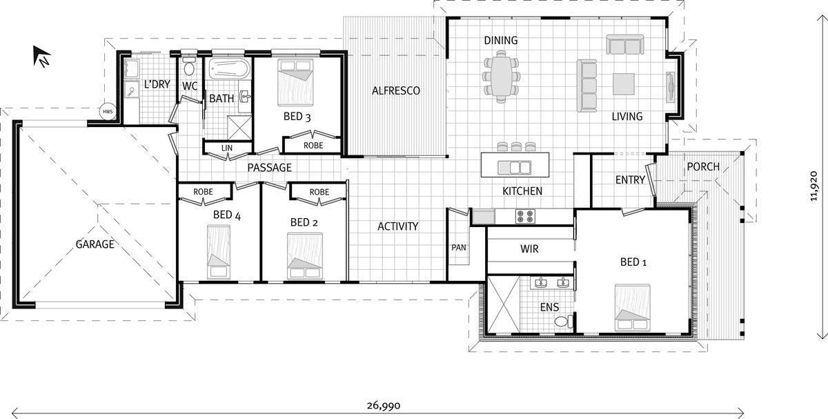 Merveilleux House Design For Corner Block