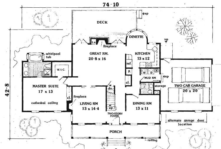 Country Bedrooms Baths House Designers Plans 4225  Simple 5 Bedroom House  Plans Arts. Small 5 Bedroom House Plans