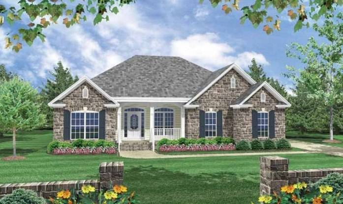 Country Living House Plans Those Love Nature House Plans 9867
