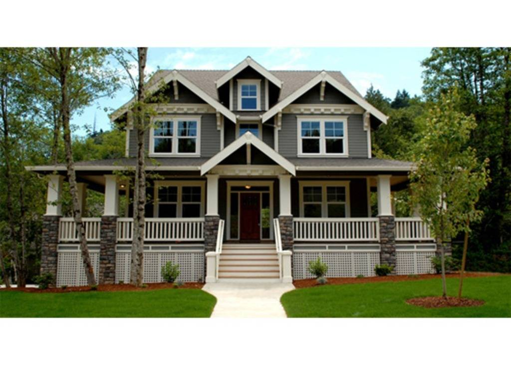 wrap around porch house plans