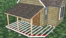 Deck Building Plans Design Ideas Build Wood Decks