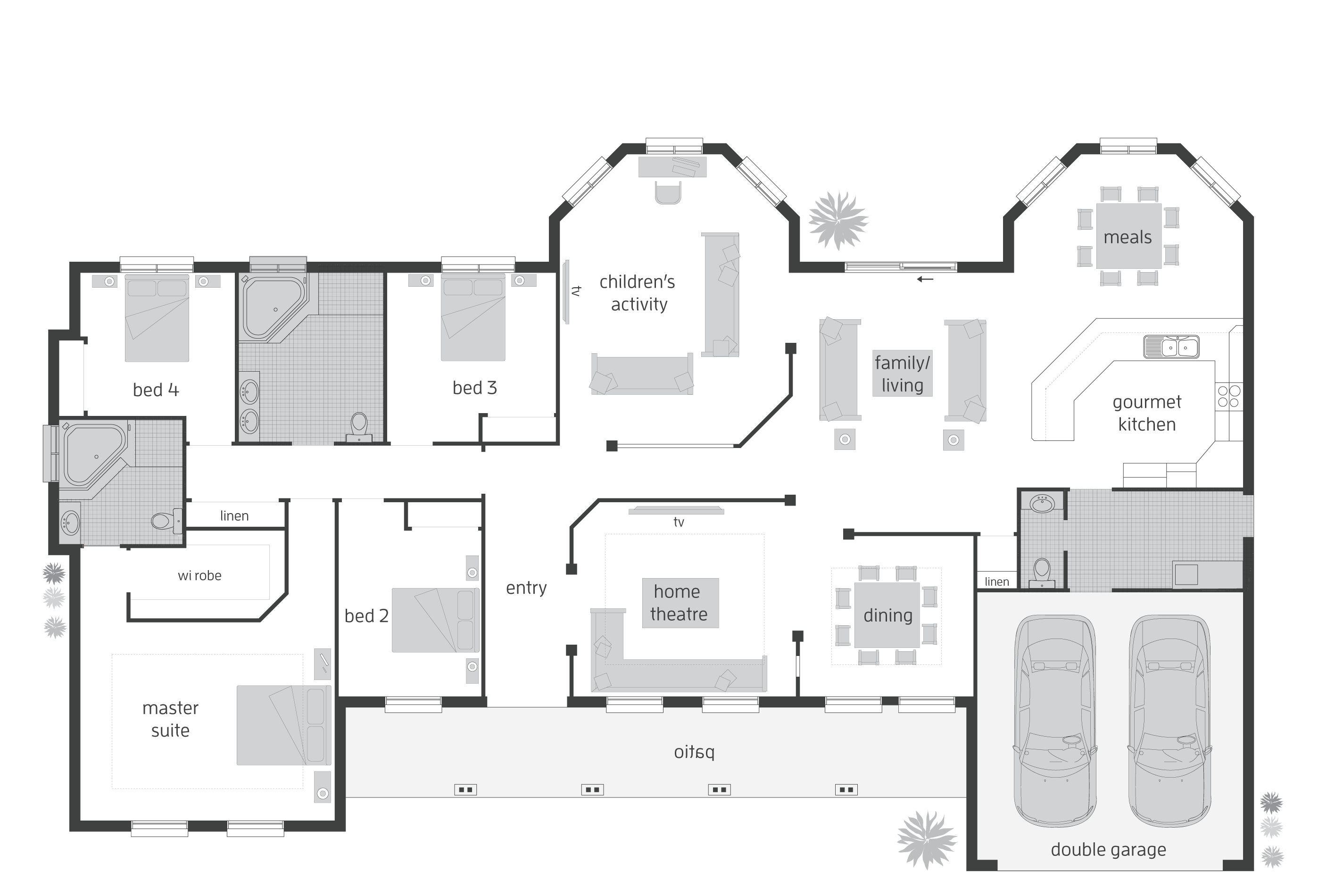 design ideas home house plans australia floor pricing